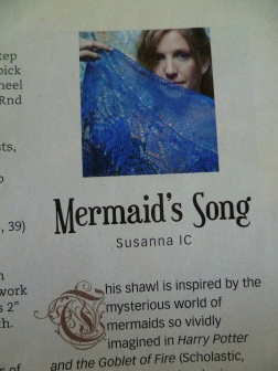 Mermaid's song harry potter